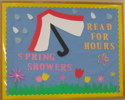 Wels Church Librarians Organization Bulletin Board Ideas